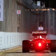 Ferrari, criticado por la estrategia en Singapur - LaF1
