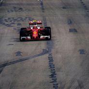 Räikkönen nunca se muerde la lengua - LaF1