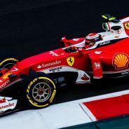Räikkönen espera lograr un resultado mejor en Brasil - SoyMotor