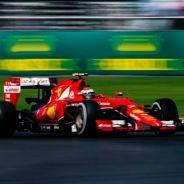 Räikkönen quiere olvidar cuanto antes el GP de México - LaF1