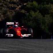 Kimi Räikkönen, el más rápido en el último día de test en Jerez - LaF1