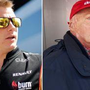¿Räikkönen como Lauda? La nueva táctica de Montezemolo para presionar a Alonso