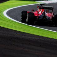 Räikkönen estableció el récord de velocidad punta este año en Monza: 355 km/h - LaF1