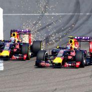 Red Bull no descarta un cambio de pilotos para 2016 - LaF1.es