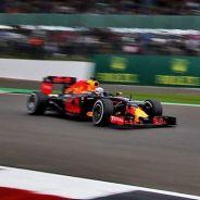 Daniel Ricciardo en Silverstone - LaF1