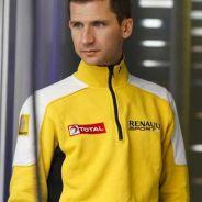 Remi Taffin en el box de Red Bull - LaF1.es