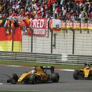 Renault no contempla la victoria en 2017 - LaF1