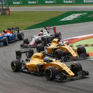 Renault espera con ganas la cita de Singapur - LaF1