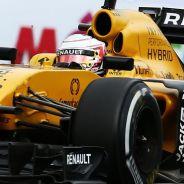 Magnussen durante la segunda sesión de libres en México - LaF1