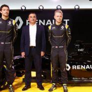 Renault no quiere marcarse objetivos fijos en 2016 - LaF1