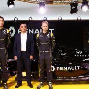 Kevin Magnussen cree que, junto a Jolyon Palmer, sabrán ayudar a Renault a ir hacia delante - LaF1