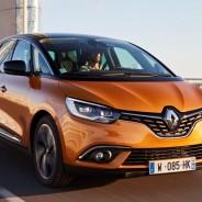 El Renault Scénic presenta las bondades de un monovolumen, pero con cierto aspecto de SUV - SoyMotor