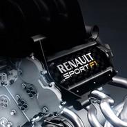 Motor Renault V6 Turbo - LaF1