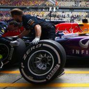 Los neumáticos medios, junto con los blandos, repetirán en Baréin - LaF1