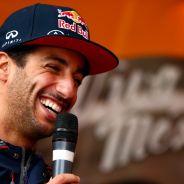 Daniel Ricciardo, en un evento en México - LaF1