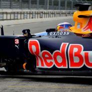 Daniel Ricciardo en los tests de Pirelli - LaF1