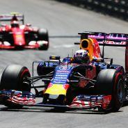Ricciardo por delante de Raikkonen en Mónaco - LaF1.es