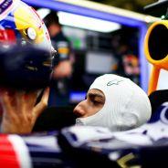 Daniel Ricciardo en el pasado Gran Premio de Gran Bretaña - LaF1