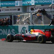 Ricciardo consigue la primera victoria de la temporada - LaF1