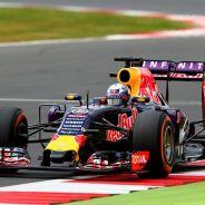 Daniel Ricciardo en Silverstone - LaF1.es