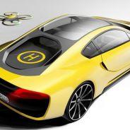 Rinspeed Etos: el i8 autónomo, híbrido y con un dron
