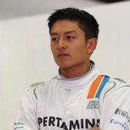 Rio Haryanto no está a la altura de la F1, según Doornbos - LaF1