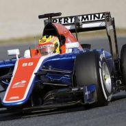 Rio Haryanto debuta en los test de pretemporada - LaF1