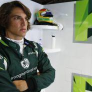 Merhi, favorito para ocupar el segundo asiento de Manor