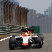 Roberto Merhi en Shanghái - LaF1