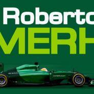 Roberto Merhi debutará en la Fórmula 1 este viernes - LaF1