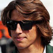 """Roberto Merhi: """"Quiero centrarme en mañana. Es complicado saltar a un F1 de repente"""""""