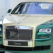 Rolls-Royce estrena en Dubai el Phantom Coupe Tiger y el Ghost Golf Edition - SoyMotor