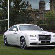 El rugby sirve como pretexto para una nueva edición especial del Rolls-Royce Wraith - SoyMotor