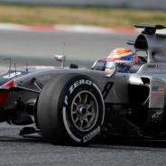 Haas provocó la única bandera roja del día - LaF1