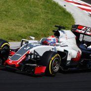 Romain Grosjean en Hungría - LaF1