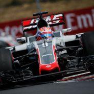 Grosjean en los libres del GP de Hungría - LaF1
