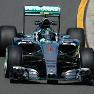 Nico Rosberg durante los Libres 1 - LaF1