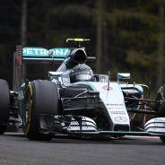 Nico Rosberg dio la vuelta a la tortilla en Austria - LaF1