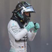 Rosberg celebrando uno de sus triunfos - LaF1