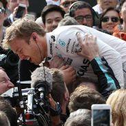 Nico Rosberg en China - laF1