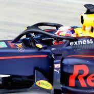 Pierre Gasly probó el halo con Red Bull en los tests de Silverstone - LaF1