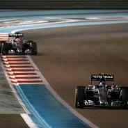 Por detrás de Rosberg, así acabó Hamilton la temporada 2015 - LaF1