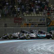 Aunque parecieron ir sobrados, Wolff defiende que en Mercedes han tenido que ir a tope para ganar - LaF1