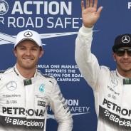 Lewis Hamilton y Nico Rosberg - LaF1.es