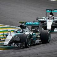 Hamilton se quejó de no intentar una estrategia alternativa - LaF1