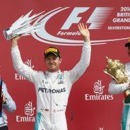 Rosberg fue silbado en la ceremonia del podio - LaF1