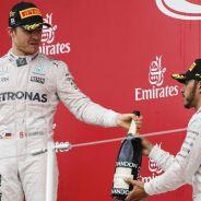 Rosberg ha salido en defensa de su compañero de equipo - LaF1