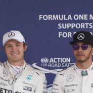 Wolff prevé más rivalidad en Mercedes en 2016 - LaF1