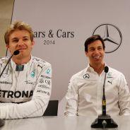 Los consejos de Prost evitaron una guerra en Mercedes - LaF1.es