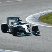 Nico Rosberg, hoy en Jerez - LaF1